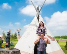 Authentic Indian Tee Pee