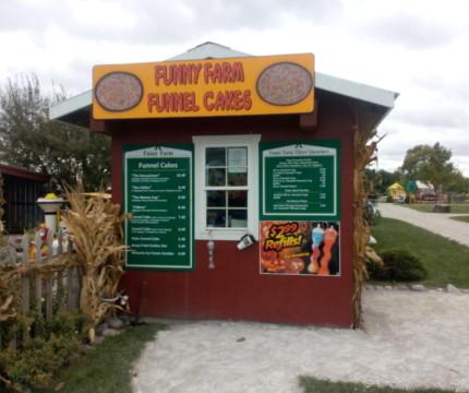 Funny Farm Funnel Cakes