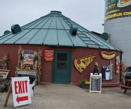 Kyle's Corn Crib Cafe