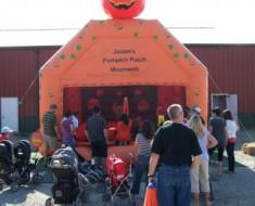 Jason's Pumpkin Patch Moonwalk