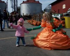 Pumpkin Princess & Friends