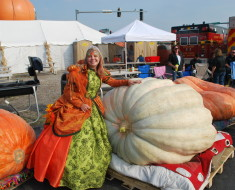 Giant Pumpkin Weigh-Off