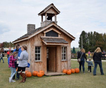 Miss Maddie's School House